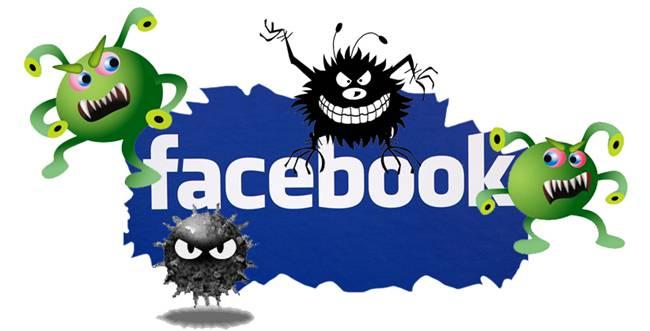 3 cách tiêu diệt loại Virus trên Facebook
