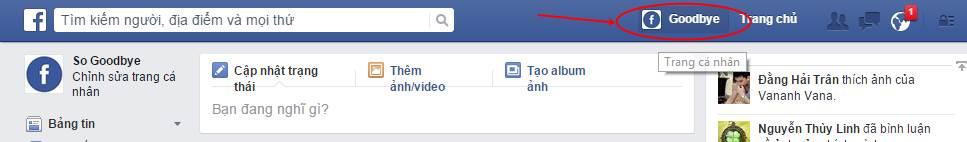 Thay anh dai dien facebook