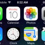 Cách hiển thị phần trăm pin trên thiết bị iPhone