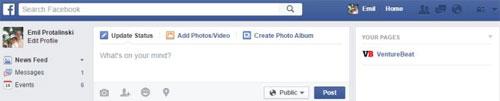 Tổng hợp các phím tắt sử dụng Facebook trên trình duyệt Web