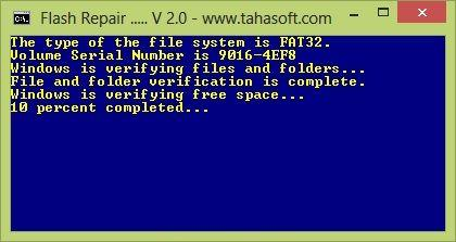 khac phuc File or directory is corrupted and unreadable USB 2