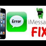 Tổng hợp cách khắc phục các lỗi trên ứng dụng iMessage trên iPhone, iPad