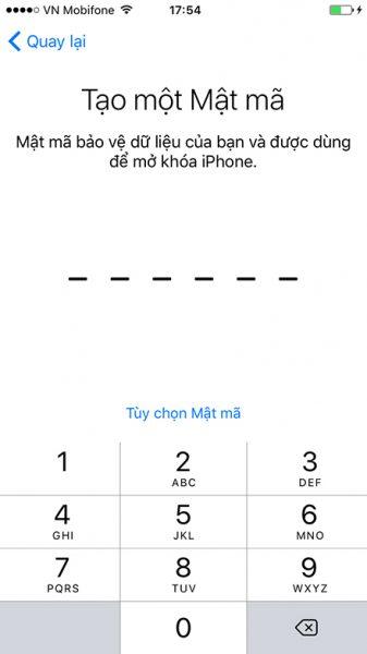 Hướng dẫn chi tiết cách khôi phục dữ liệu iPhone, iPad từ iCloud 6