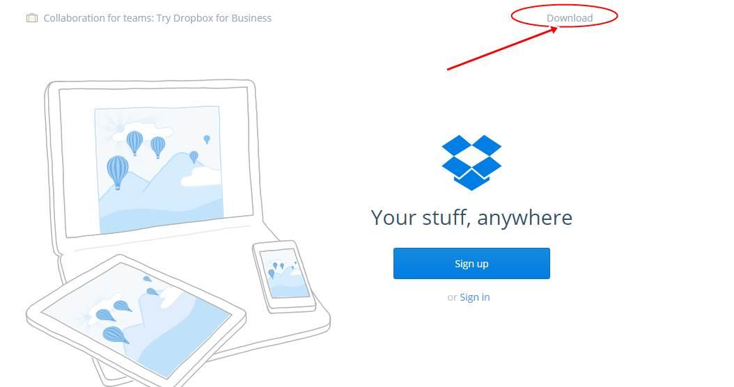 Hướng dẫn cách cài đặt và sử dụng Dropbox trên máy tính