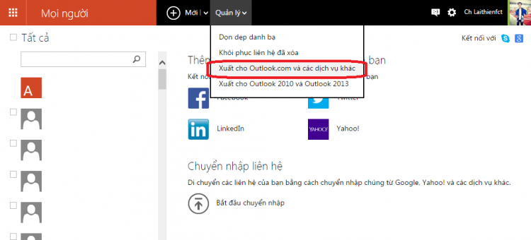 Chuyen danh ba Windows Phone sang Android