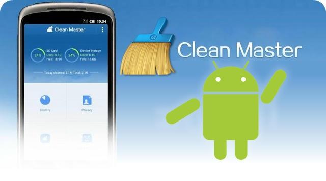 Phan mem don dep cho Android