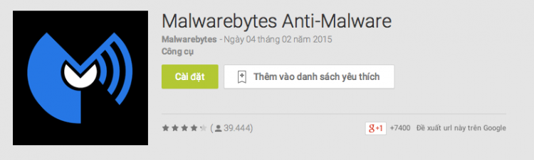ung dung diet virus tot nhat cho Android 8