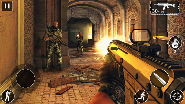 Modern Combat 5 Blackout cho Windows Phone 1