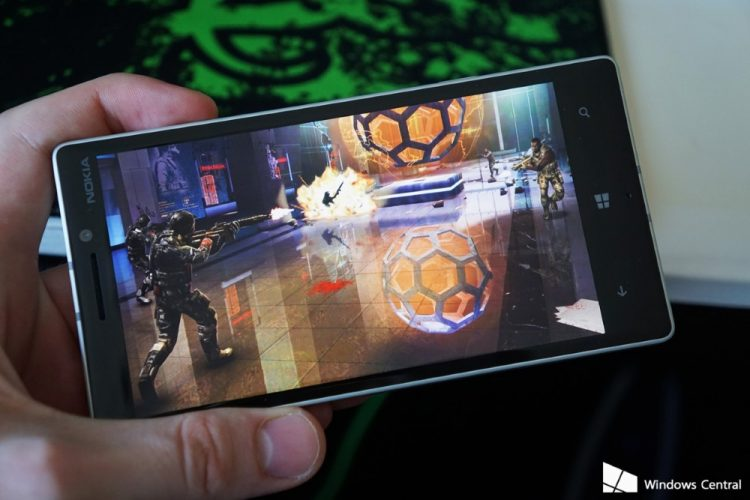 Modern Combat 5 Blackout cho Windows Phone