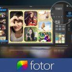 Cách sử dụng phần mềm ghép ảnh Fotor cho người mới
