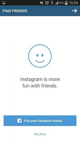 Cách đăng ký Instagram trên iPhone, Android nhanh đơn giản 5