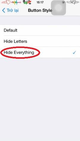 Hướng dẫn cách thay phím số mật khẩu iPhone, iPad bằng hình ảnh cực ngầu 6