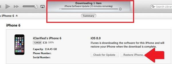 cach restore tren iphone 6 va iphone 6 plus 1