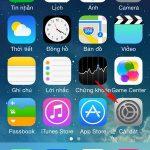 Cách thay đổi tài khoản iCloud trên iPhone, iPad