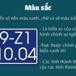 Có thể bạn chưa biết biển số xe của cơ quan Nhà nước Việt Nam