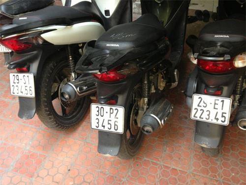 Những biển số xe cực độc, cực đẹp chất nhất tại Việt Nam 9