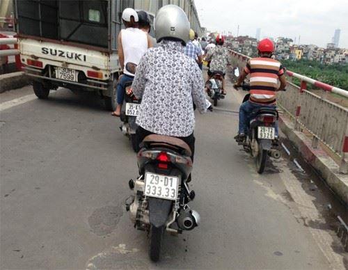 Những biển số xe cực độc, cực đẹp chất nhất tại Việt Nam 7