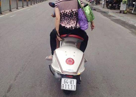 Những biển số xe cực độc, cực đẹp chất nhất tại Việt Nam 3