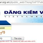 Cách tra cứu biển số xe các tỉnh thành trên mạng internet nhanh và đơn giản