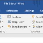 Cách làm giảm kích thước tài liệu Word Office chứa hình ảnh