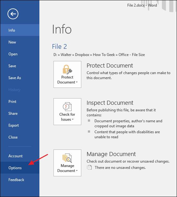 Hướng dẫn cách làm giảm kích thước tài liệu Word Office chứa hình ảnh 5