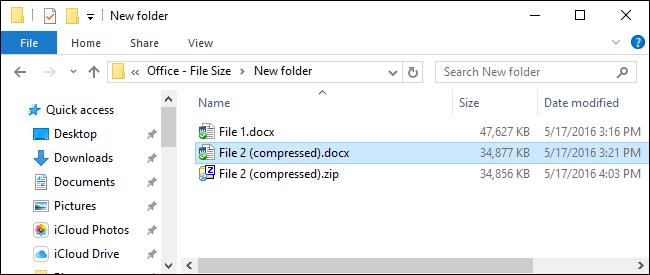 Hướng dẫn cách làm giảm kích thước tài liệu Word Office chứa hình ảnh 8