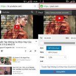 Cách tải video, nhạc mp3 trực tiếp từ YouTube trên điện thoại