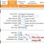 Các bước cài mật khẩu wifi TP Link FPT Telecom nhanh cho người mới