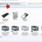 Hướng dẫn cách kết nối máy tính với máy in qua mạng LAN
