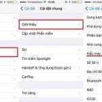 Phân biệt mã các nước để kiểm tra nguồn gốc xuất xứ iPhone, iPad