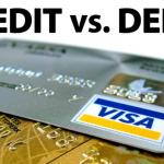 Thẻ tín dụng CREDIT CARD là gì? thẻ ghi nợ DEBIT CARD là gì?