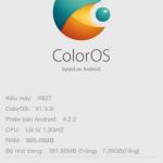 Xử lý lỗi không đủ dung lượng lưu trữ trên điện thoại Oppo