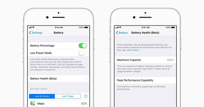 Cách kiểm tra độ chai pin trên iPhone, iPad một cách chuẩn xác 3