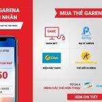 Cách nạp thẻ Garena bằng tin nhắn sms của thuê bao Viettel