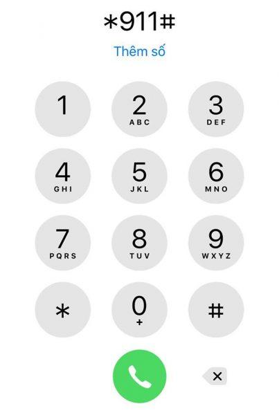 Cách ứng tiền Viettel qua tổng đài 911 2