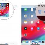 Hướng dẫn chụp ảnh màn hình trên iPad Pro 2018 mới nhất