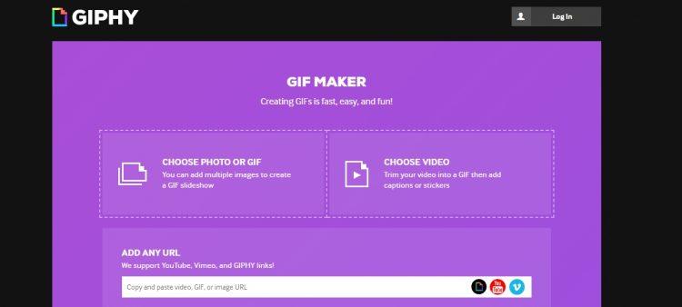 Hướng dẫn cách tạo ảnh Gif đơn giản trên trang web Giphy.com 2